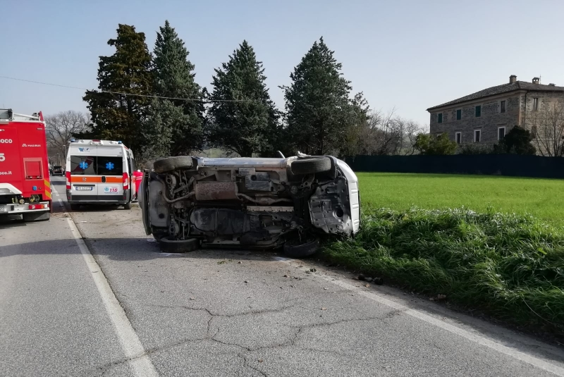 auto incidentata 2
