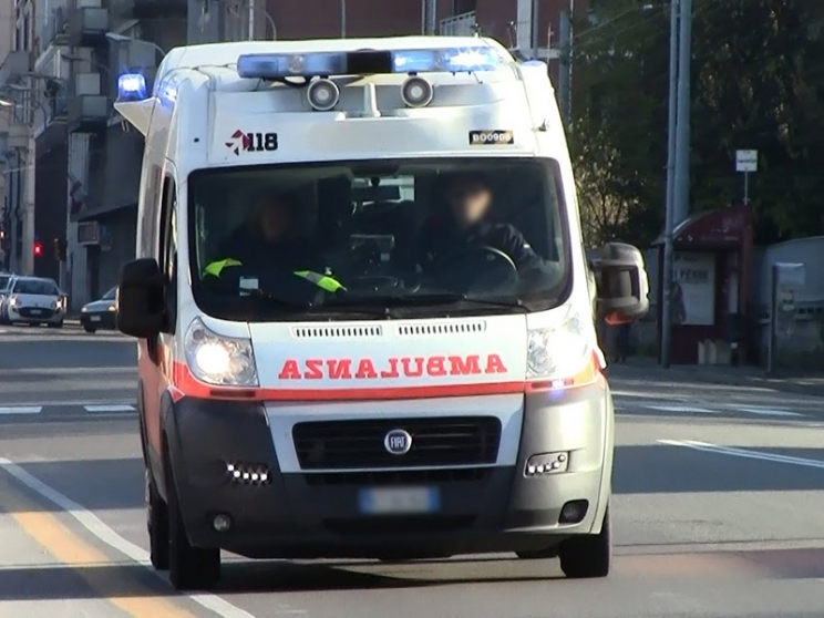 Incidente a Campanelle, in cinque all'ospedale